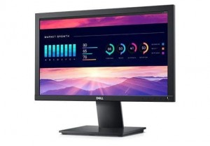 Dell Monitor E1920H 18.5'' LED TN (1366x768)/60Hz/16:9/VGA/DP/3Y AEG